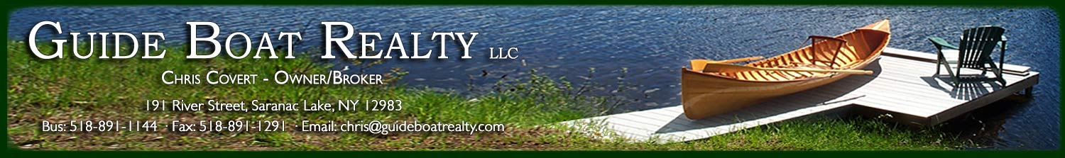 adirondack homes, adirondack lakefront properties Saranac lake real estate